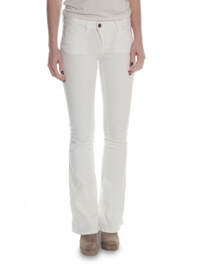 HUNKYDORY JEANS FLARE VINTAGE WHITE