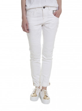MOS MOSH JEANS BRANDY OFFWHITE
