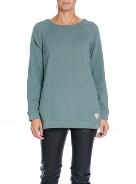 LEXINGTON TRÖJA CHANICE SWEATSHIRT BALSAM GREEN