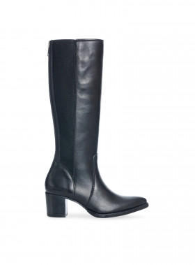 PRIMEBOOTS CAMILLA HIGH 742 BLACK
