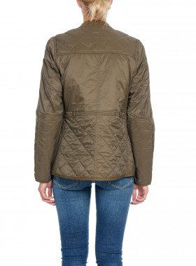 LEXINGTON JACKA IVY QUILTED HUNTER GREEN