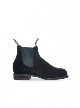 More about R.M. WILLIAMS BOOTS WENTWORTH SUEDE BLACK