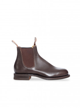 R.M. WILLIAMS BOOTS WENTWORTH YEARLING CHESTNUT