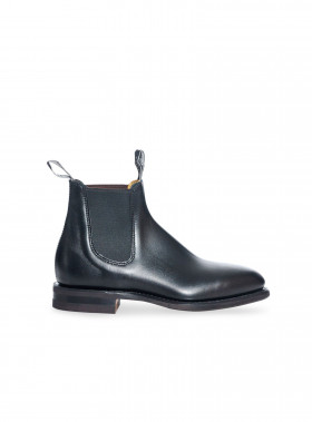 R.M. WILLIAMS BOOTS MACQUAIRE YEARLING BLACK