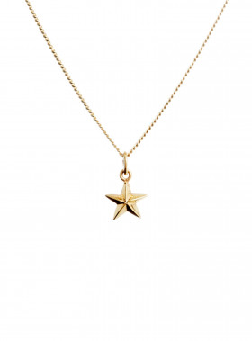 BLUE BILLIE BERLOCK STAR GOLD