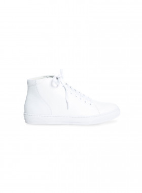 TIGER OF SWEDEN SNEAKER YVERSE BRIGHT WHITE