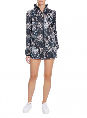 ODD MOLLY SHORTS UPBEAT ALMOST BLACK