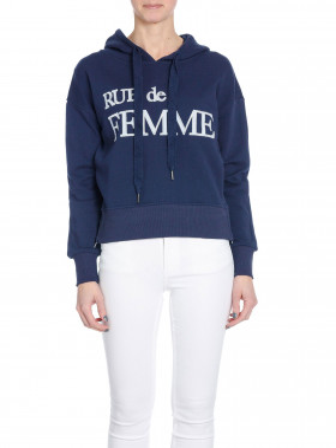RUE DE FEMME SWEATSHIRT NAJA LOGO