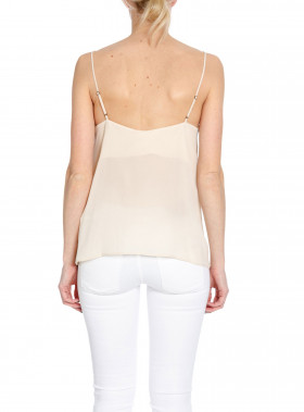 ANINE BING TOP LACE CAMISOLE