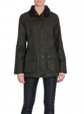 BARBOUR JACKA CLASSIC BEADNELL OLIVE