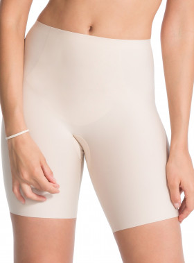 SPANX SHORT THINSTINCTS SOFT NUDE