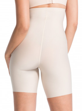 SPANX HIGH-WAIST SHORT THINSTINCTS SOFT NUDE
