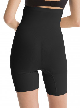 SPANX HIGHER SHORT POWER SERIES VERY BLACK