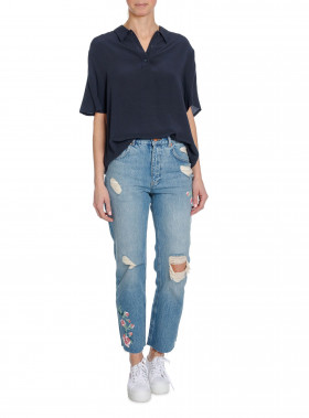 AMERICAN VINTAGE TOP COME ABYSSE