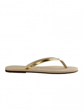HAVAIANAS FLIP-FLOP YOU METALLIC