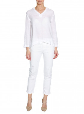 IVY JEANS REE WHITE