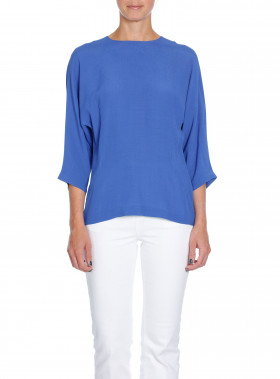 WHYRED TOP ANAIS ROYAL BLUE
