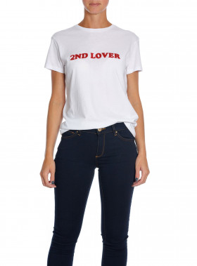 2NDDAY TOP 2ND LOVER STAR WHITE