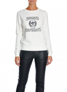 MORRIS LADY SWEATSHIRT CHATELET OFF WHITE