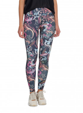 ODD MOLLY LEGGINS SWEAT IT ALMOST BLACK