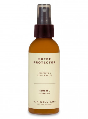 R.M. WILLIAMS SUEDE PROTECTOR SPRAY 100ML