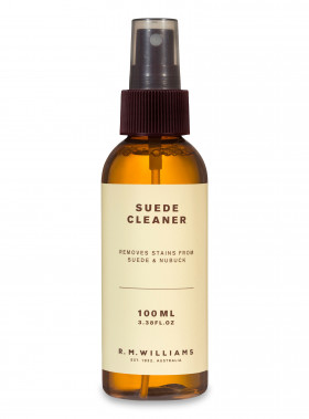 R.M. WILLIAMS SUEDE CLEANER SPRAY 100 ML