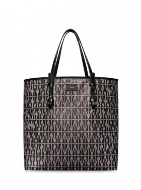 DAGMAR SHOPPING BAG BLACK