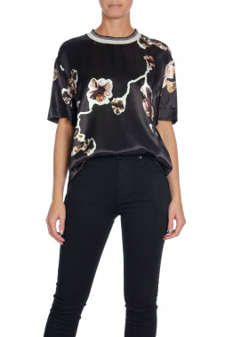 BY MALENE BIRGER TOP OPHEELIA BLACK