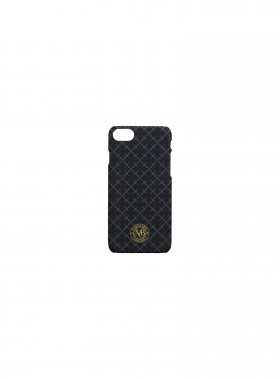 BY MALENE BIRGER IPHONE COVER PAMSY7 CHARCOAL