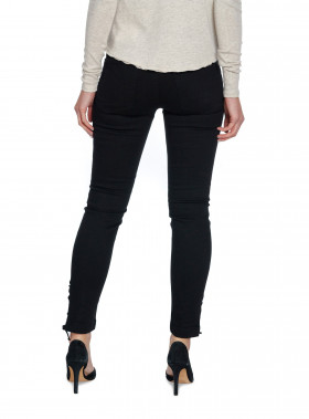 2NDDAY JEANS 2ND JEANETT CROPPED BLACK