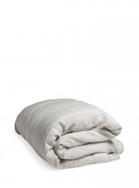 DIRTY LINEN PÅSLAKAN ANIMEAUX DUVET 220X220 DIRTY WHITE