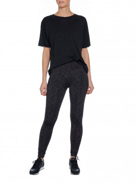 FILIPPA K TOP RELAXED TEE BLACK