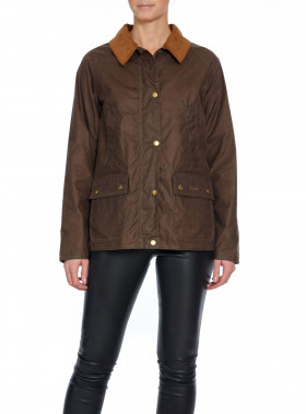 BARBOUR JACKA LIGHTWEIGHT ACORN DARK SAND