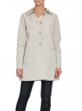 BARBOUR JACKA REVERSIBLE DERBY MAC MIST