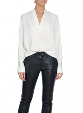 BY MALENE BIRGER BLUS ALIJARA SOFT WHITE
