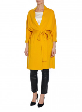 CATHRINE HAMMEL TRÖJA 3/4 SLEEVES YELLOW
