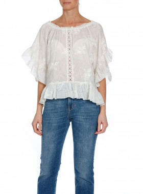 ODD MOLLY BLUS CLEVER HEART OFFWHITE