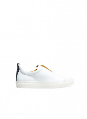 BY MALENE BIRGER SNEAKER BORENNITAS PURE WHITE