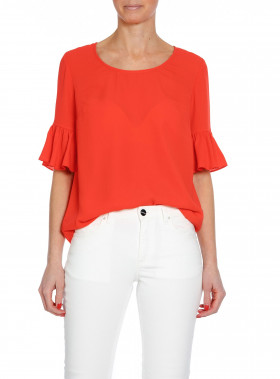 2NDDAY BLUS DAWN POPPY RED