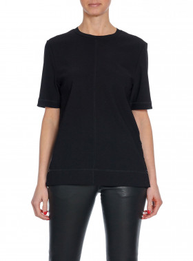 BY MALENE BIRGER T-SHIRT MISOMO BLACK