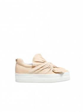 APAIR SNEAKER SLIP ON VANILLA