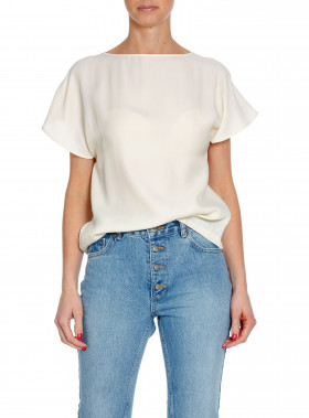 MORRIS LADY BLUS DEAUVILLE OFF WHITE