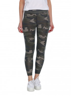 RAGDOLL LA LEGGINGS CAMO ARMY