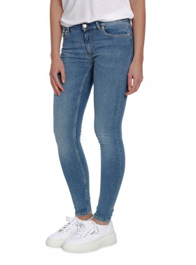 WHYRED JEANS EYE BLUE SKY BLEACH INDIGO