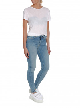 WHYRED JEANS VAIN BRILLIANT BLUE MIDBLUE