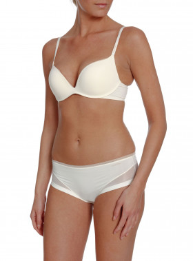 CALVIN KLEIN BH PUSH UP PLUNGE