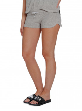 CALVIN KLEIN SHORTS TERRY GREY