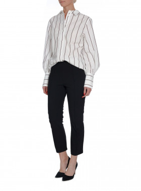 BY MALENE BIRGER SKJORTA KALARA SOFT WHITE
