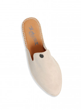 ODD MOLLY SLIPPER SLIPPIN ESPADRILLO SAND