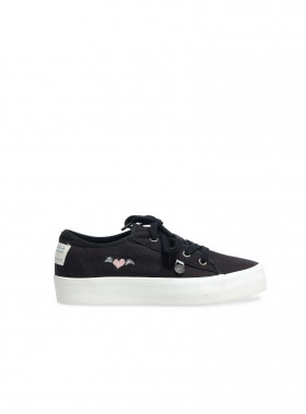 ODD MOLLY SNEAKERS PEDESTRIAN ALMOST BLACK